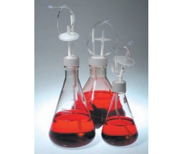 Bio-Simplex Erlenmeyer Flask System Including Flask W/Lucer Connect